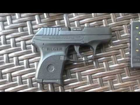 Ruger LCP: The perfect pocket pistol