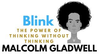 MALCOLM GLADWELL.Blink!