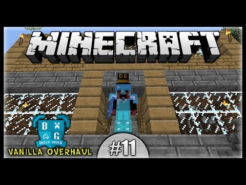 Watering Cans! Coal Crops! Animal Farms! || Minecraft Vanilla Overhaul Modpack [Episode 11]