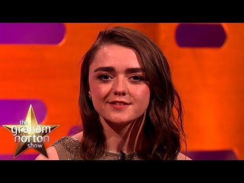 Maisie Williams Reveals Arya Stark's Game of Thrones Kill List | The Graham Norton Show