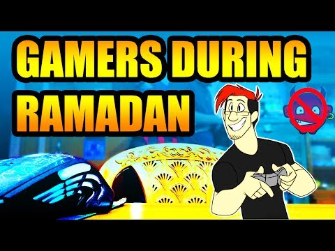Gamers during RAMADAN VS NORMAL DAYS !!! Epic Change