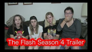 The Flash Season 4 Trailer