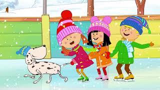 Песенки Царевны Послушные дети + Новогодняя песня - Жила была Царевна - Песенки для детей