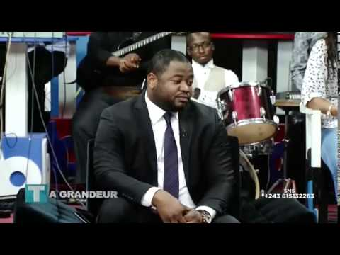 Moise Mbiye La Réserve De l'Eternel Dans L'Emission Ta Grandeur Presentée Par Tonton Jacko