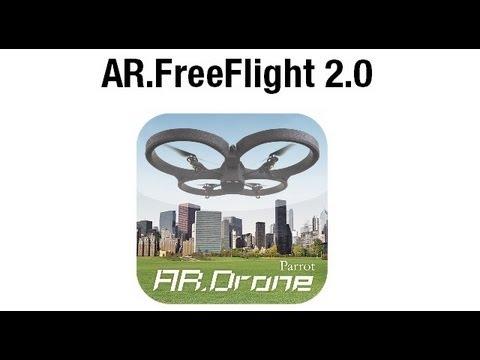 ar freeflight 2.0 instructions