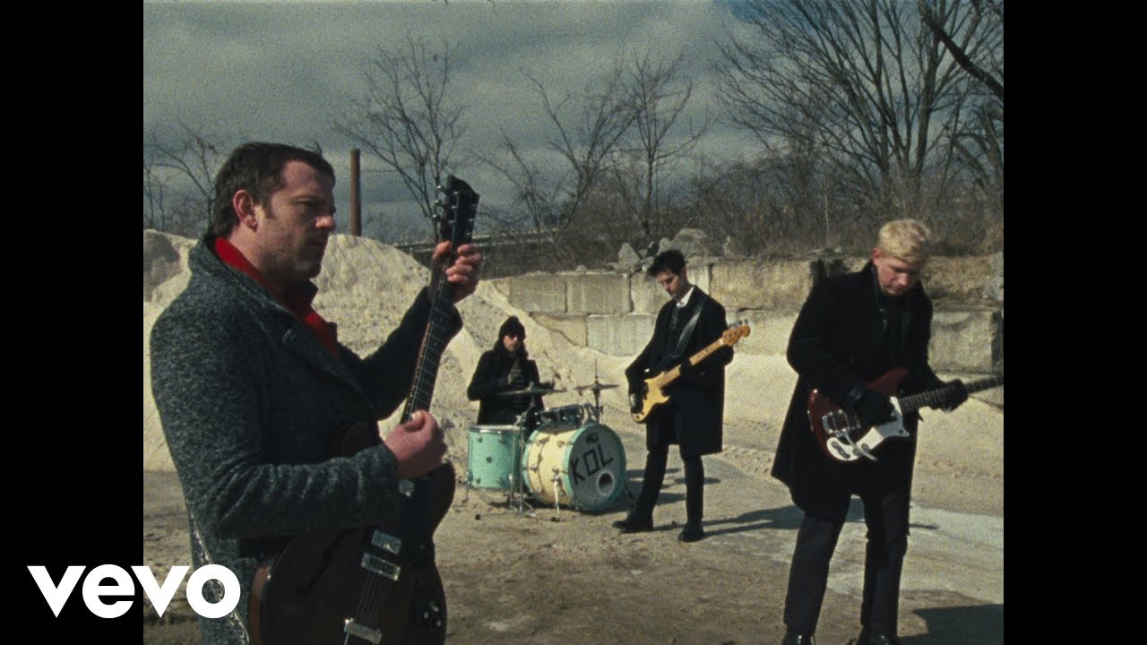 Kings Of Leon - Stormy Weather (Official Video)