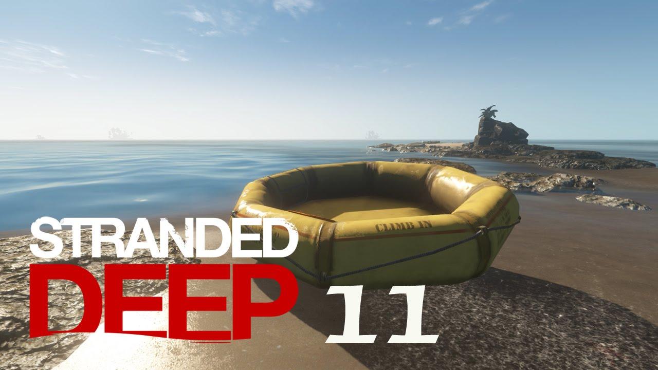 Lets Play Stranded Deep S111 Zwei Betten Luxus