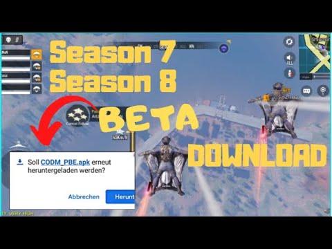 Download Update Season 8 Season 7 Test Server Cod Mobile