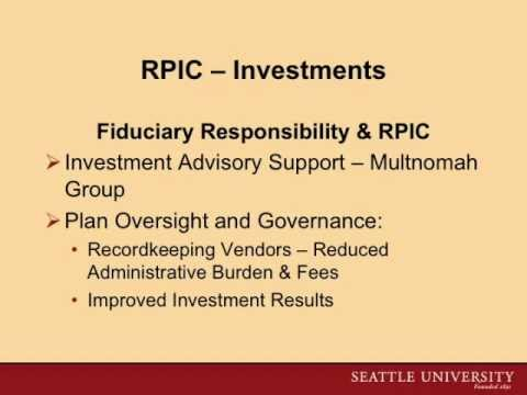 RPIC - Investments Fiduciary Responsibility & RPIC (4 of 16)