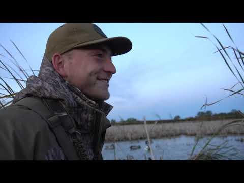 Day 2 Of Duck Hunting Season - Collegiate Waterfowl Tour