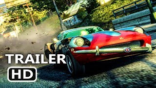 PS4 - BURNOUT PARADISE REMASTERED Gameplay Trailer (2018)
