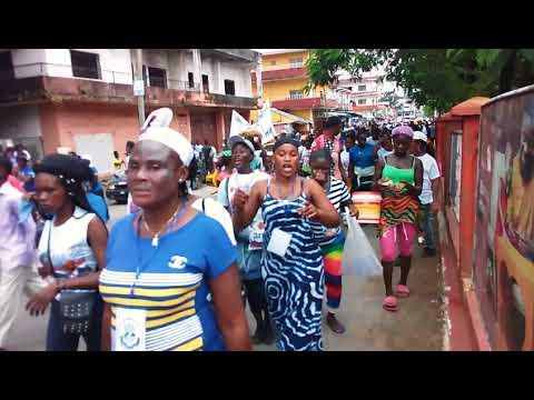 CDC Campaign in Monrovia
