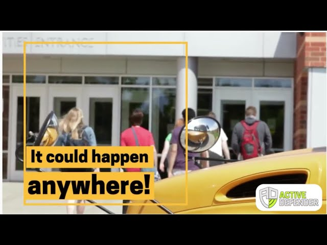 Active Defender School Safety App Explained