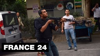 Turkey: many killed in Cizre, under siege by Turkish forces after fierce fightin