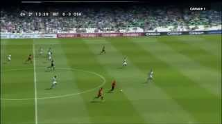 Video Gol Pertandingan Osasuna vs Real Betis