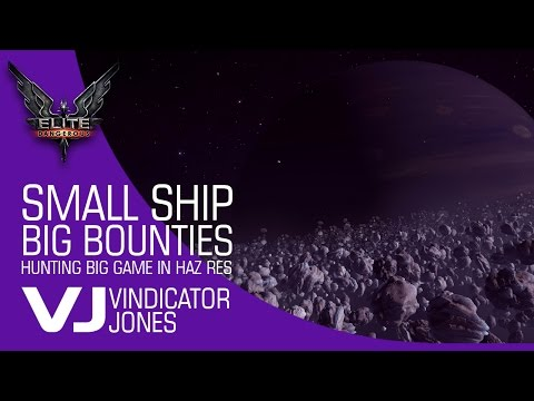 Elite Dangerous - Small Ship, Big Bounties
