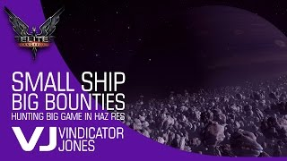 Elite Dangerous - Small Ship, Big Bounties