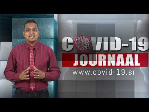 Het COVID 19 Journaal Aflevering 117 06 Januari