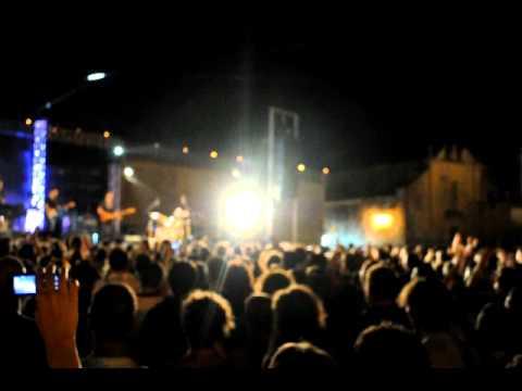 Max Gazzè Una musica può fare Botrugno2011