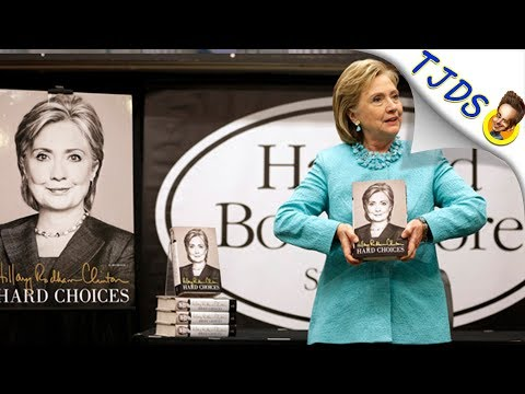 Hillary Clinton's New Book Filled With Lies & Finger Pointing