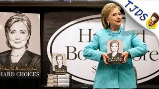 Hillary Clinton's New Book Filled With Lies & Finger Pointing thumbnail