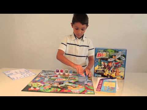 Play by the Book: Fun & easy Reading Comprehension Game to learn Literacy for 8-12 children