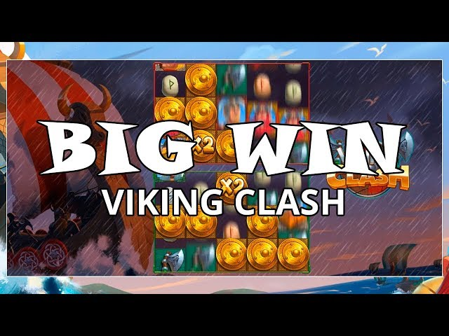 BIG WIN - VIKING CLASH - PUSH GAMING