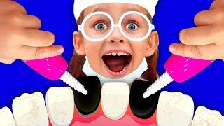 치과 의사 어린이 노래 모음   교육으로 동요와 아기의 노래를