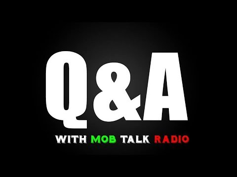 MOB TALK RADIO/3/3/18 Q & A, MERLINO, RATS AND BOTTOM FEEDERS