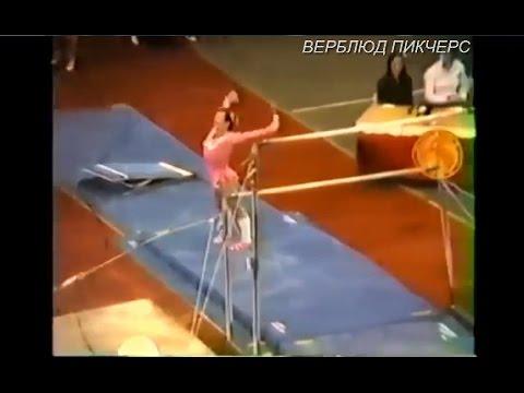 Голые гимнастки HD видео - Девушки занимаются гимнастикой