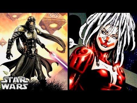 The Dark Side FORCE HOUNDS of the Rakata Infinite Empire (SWTOR Spotlight  #1)