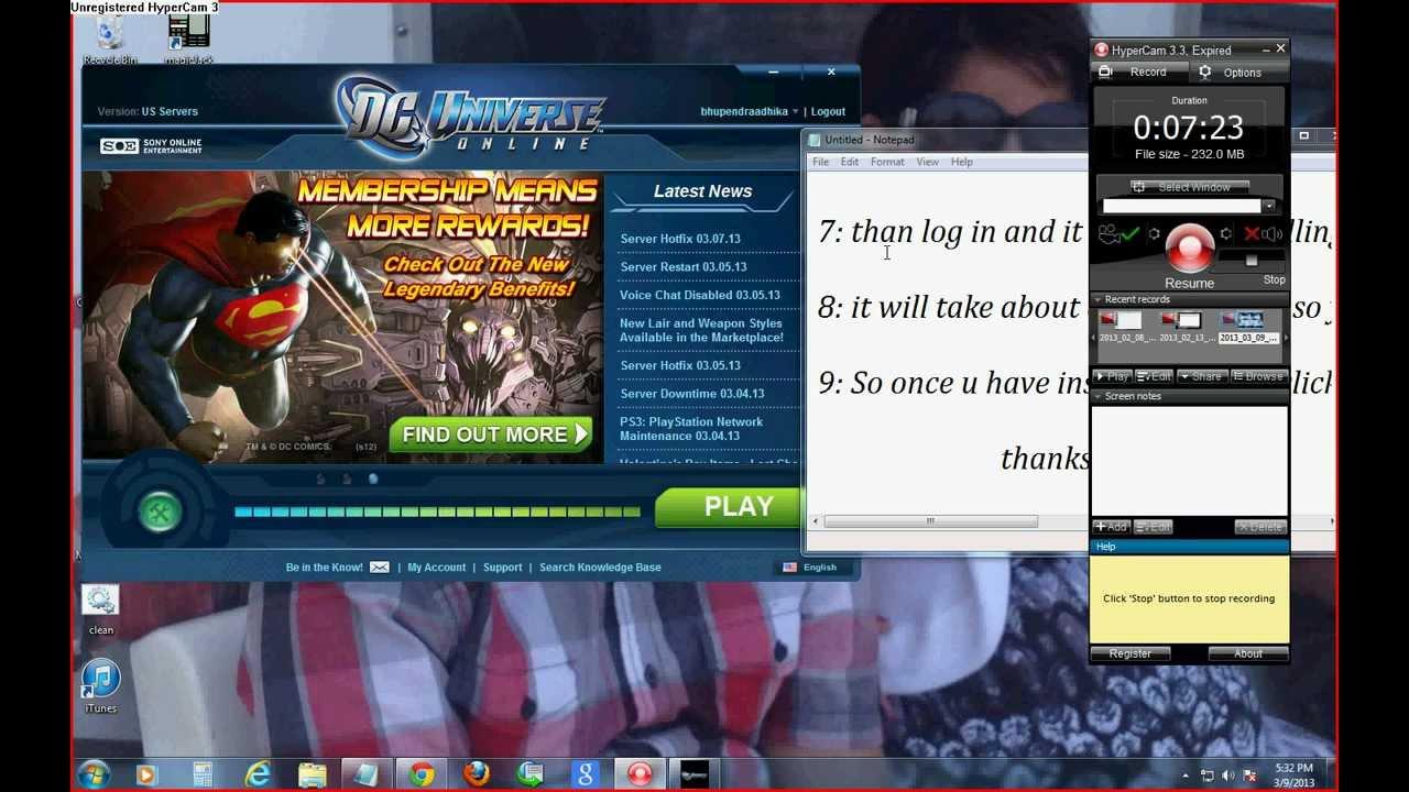Download Dc Universe
