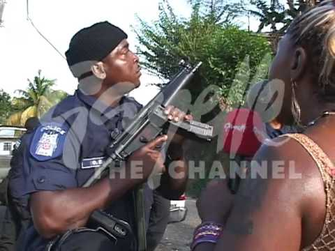 Trinidad Police Use Guns, Tear Gas on Residents in Laventille