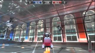 Car Soccer - Game 29 - Supersonic Acrobatic Rocket-Powered Battle-Cars