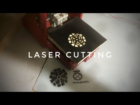 ZepLabs: Laser Cutting Paper (20$ CNC)