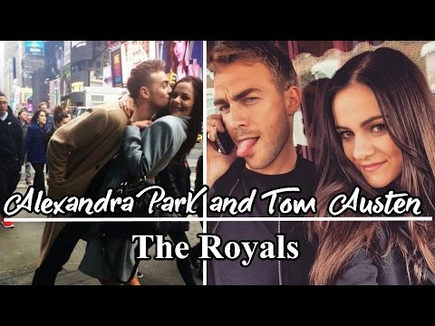 Alexandra Park and Tom Austen The Royals  Gone,gone,gone