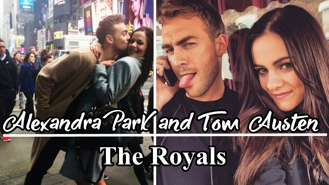 alexandra park and tom austen relationship poems