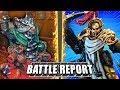Rapid Fire Battle Report: Skaven vs Stormcast