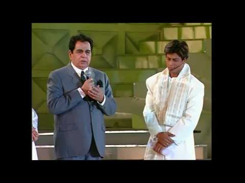 Zee Cine Awards 2001 Dilip Kumar Red Carpet