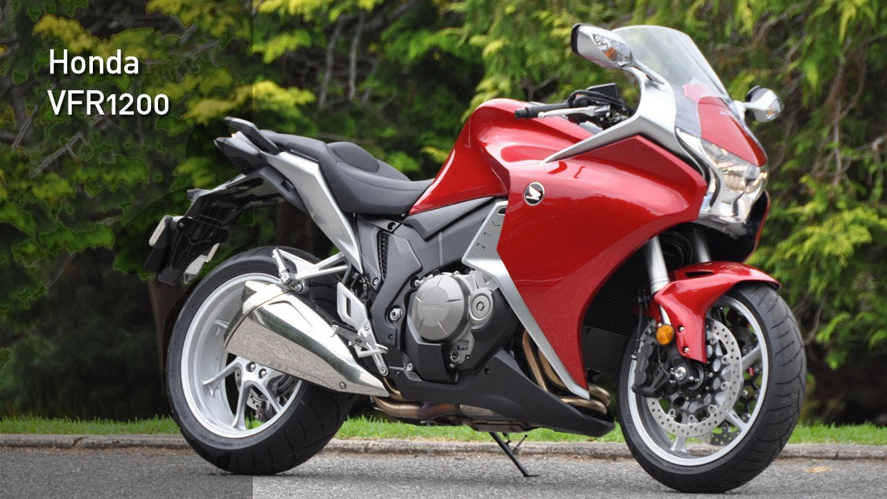 Honda VFR1200 - YouTube