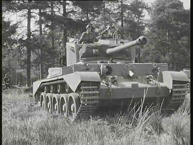 1962 Glen of Imaal Tanks