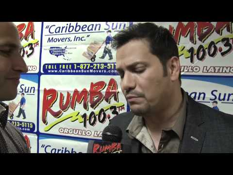 Rumba Fest 2011 Victor Manuelle Interview Rumba 100.3