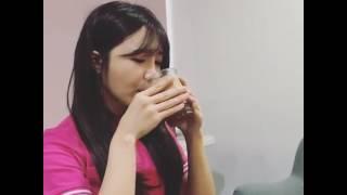에이핑크 은지 인스타그램(영상 추가)