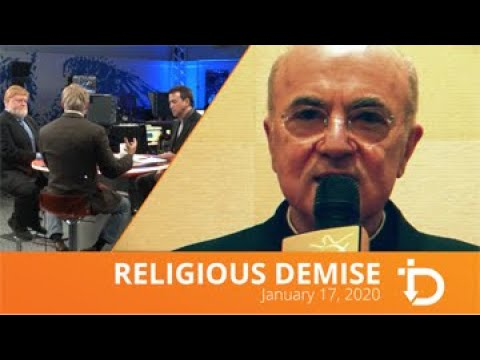 The Download — Religious Demise