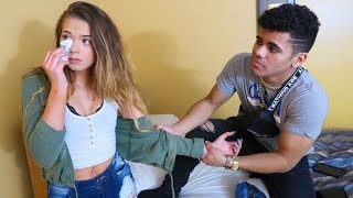 Can I Cheat On You Prank On Girlfriend