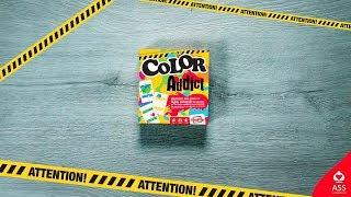 Produktvideo zu Kartenspiel ASS Altenburg Color Addict