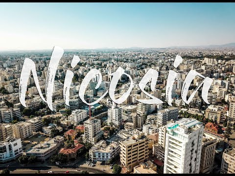 NICOSIA FROM ABOVE | DJI MAVIC | DRONE