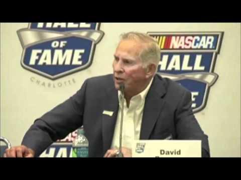 2011 NASCAR HOF Inductees
