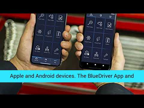 bluedriver lsb2 bluetooth pro obdii scan tool for iphone & android reviews