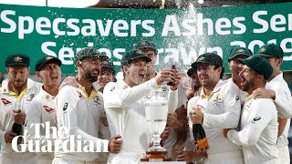 Ashes: Paine and Smith on the tied series as Australia keep the urn